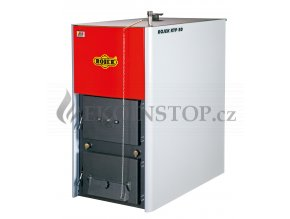 Rojek KTP 80 kotel na tuhá paliva - 4 emisní třída