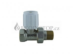 """Steno ventil radiátorový přímý 1/2"""""""