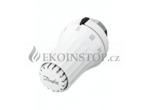 Danfoss termostatická hlavice s možností plného uzavření pro VK radiátory