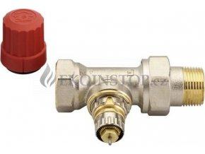 """Danfoss  RA-N 25 = 1"""" termostatický ventil přímý"""