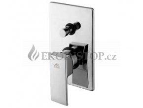 Paffoni LEVEL LES 015 CR baterie sprchová podomítková s přepínačem
