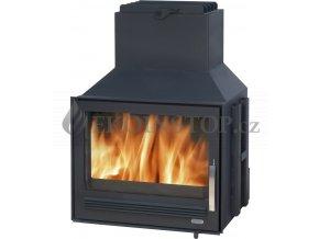 ABX Devon TV - ECO s ocel. teplovodním výměníkem 10 kW