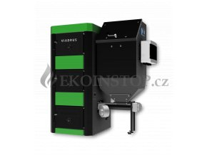 Viadrus A3W S25B Standard automatický kotel, velký zásobník