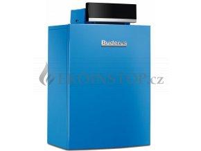 Buderus Logano plus GB212-22 s regulátorem Logamatic RC300 + Nová základní regulace MC110