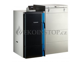 DAKON DOR N 15 Automat - pelety - modré provedení