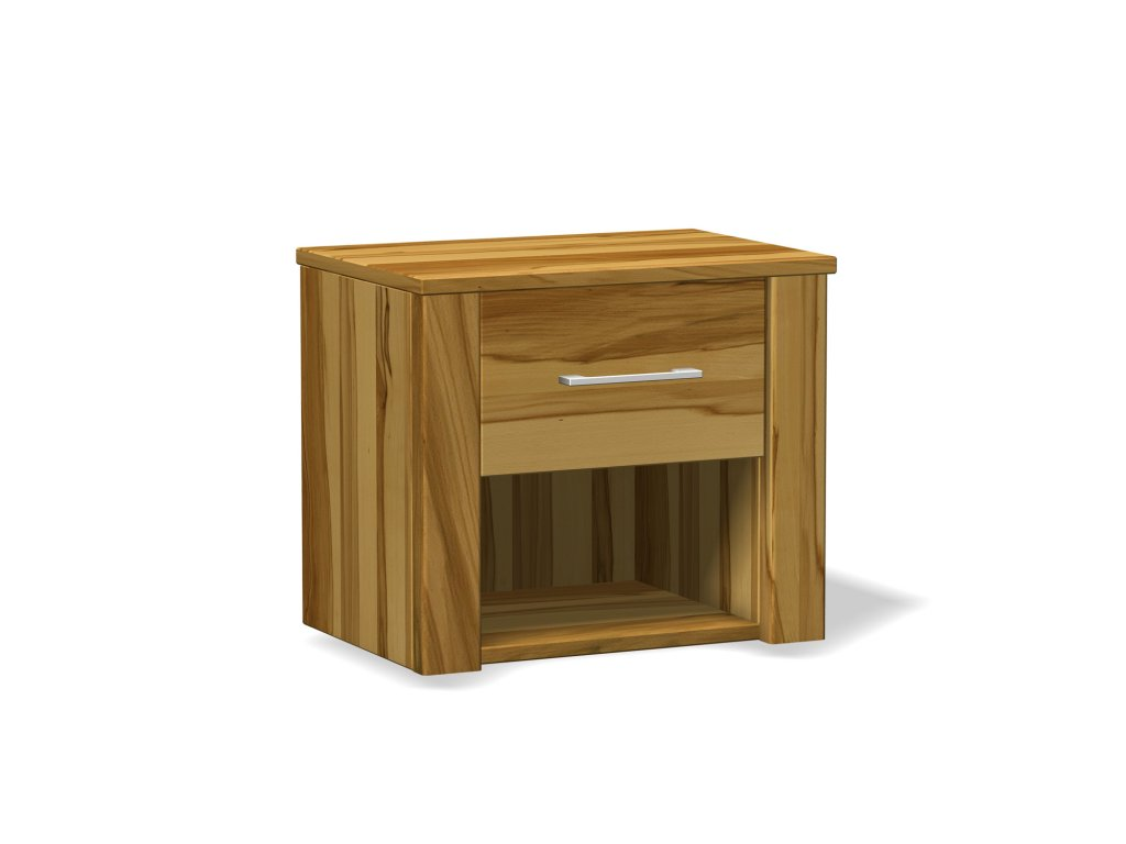 stolek Tyger jadro jedna zasuvka bilazem