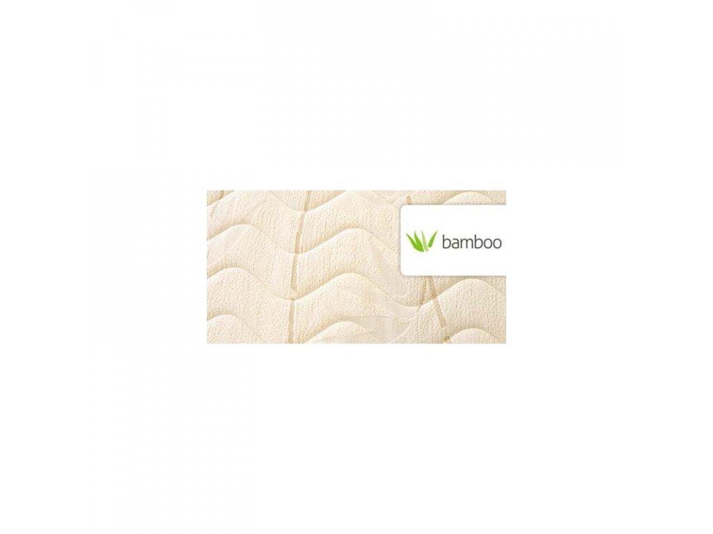MPO Potah na matraci Bamboo na míru cm