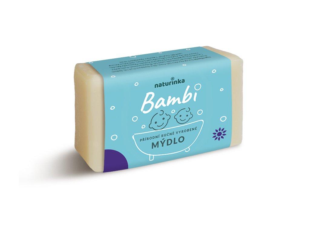 0001053 bambi mydlo