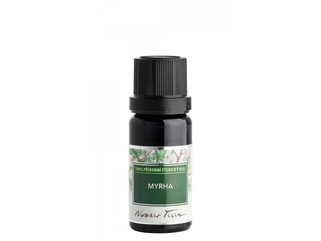 E0041B Éterický olej Myrha