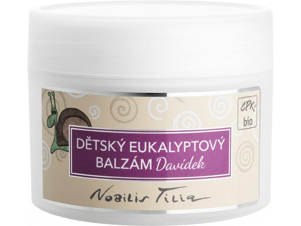 N1921E Dětský eukalyptový balzám Davídek 50 ml