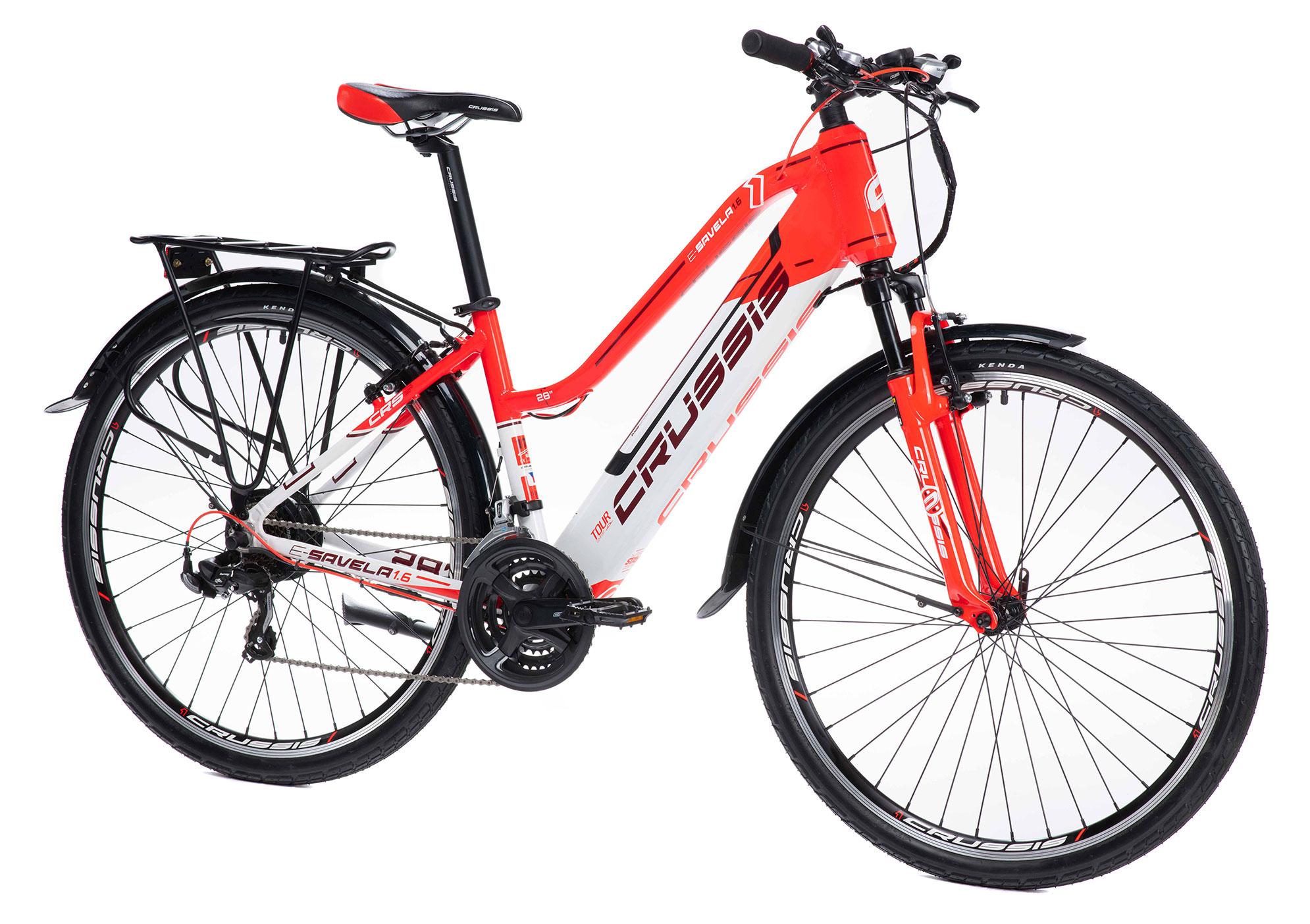 1. časť: Aký typ elektrobicyklu si vybrať?