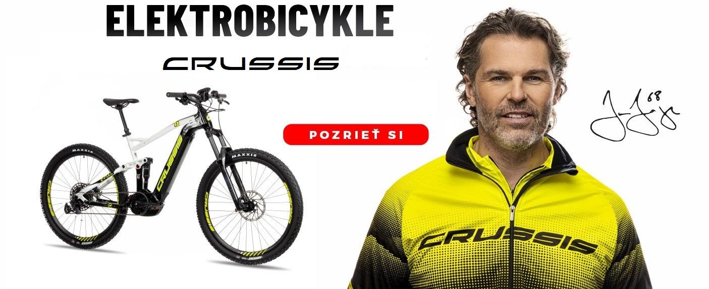 Predstavenie kolekcie crussis 2022