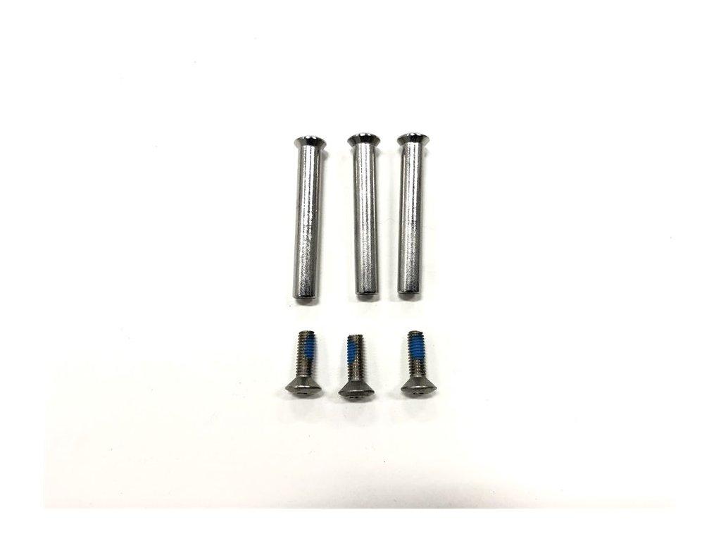 Náhradní šrouby pro motor CMT01N 3ks