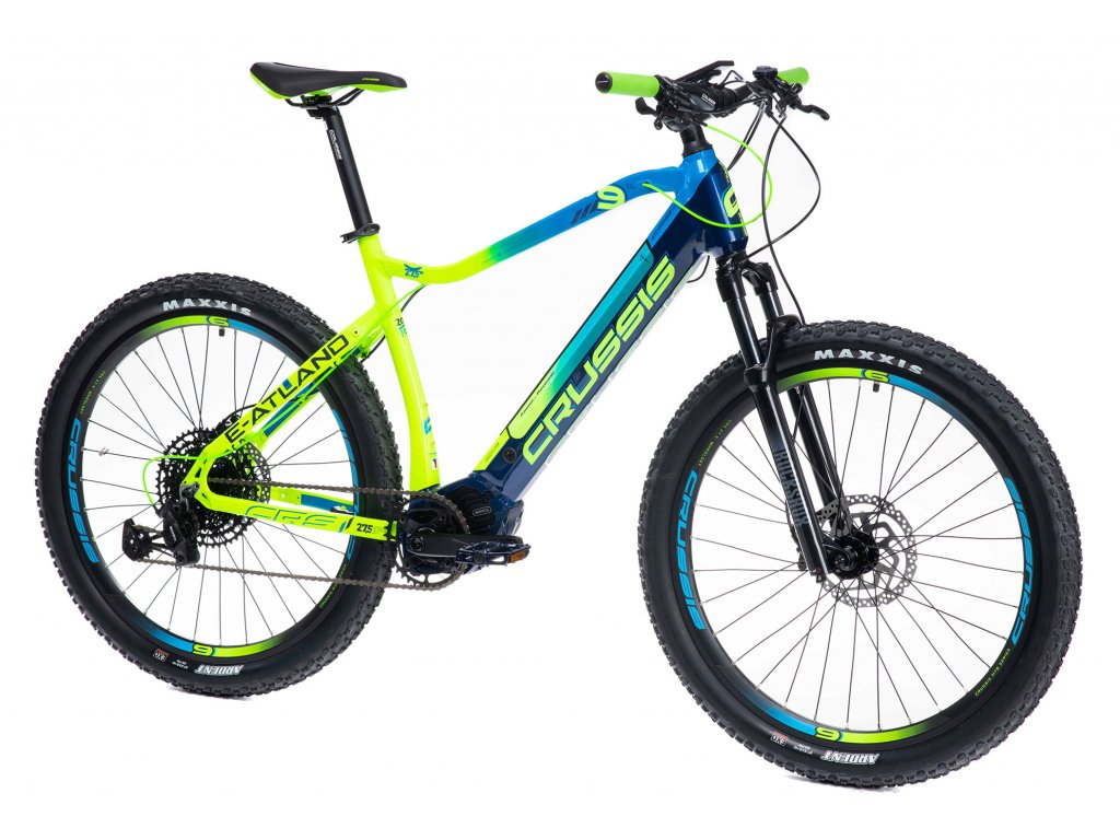 Crussis Horský elektrobicykel e-Atland 9.6-S (2021)