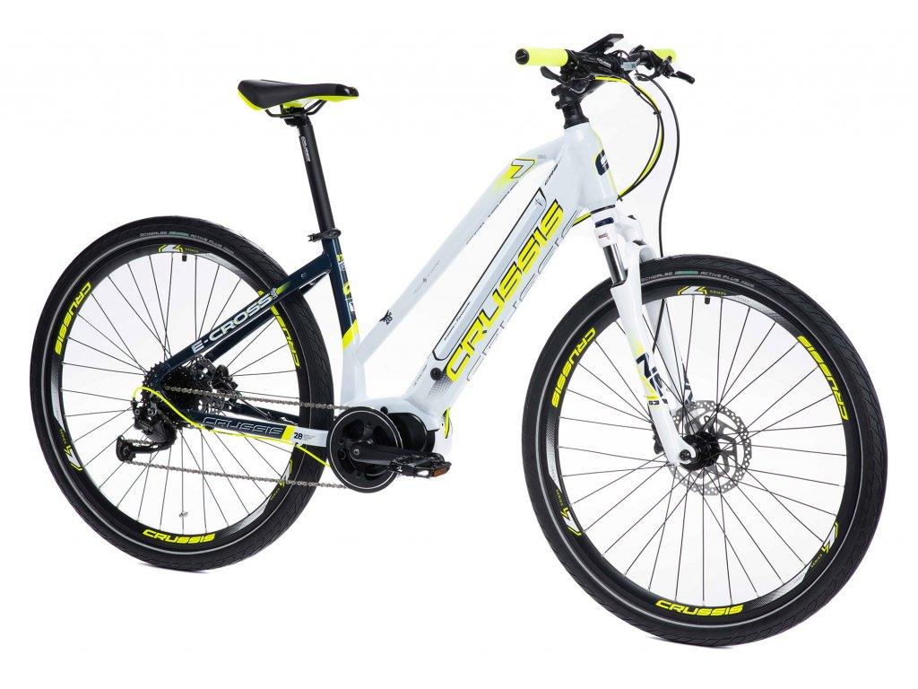 Crussis Dámsky krosový elektrobicykel e-Cross lady 7.6 (2021)