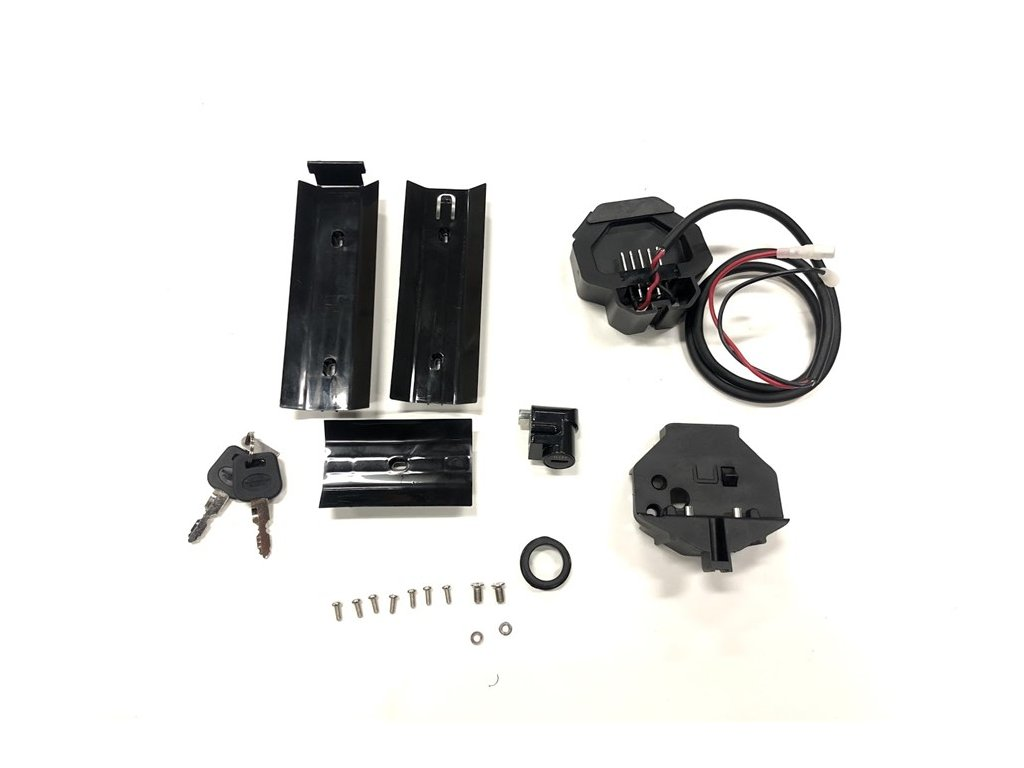 Držák plně integrované baterie bez tlačítka pro vyjmutí, modely 7.5, 8.5, 9.5, motor M400