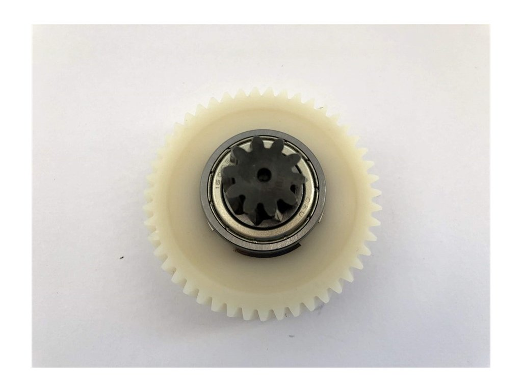 Vnitřní ozubené kolo s ložiskem pro Bafang M400