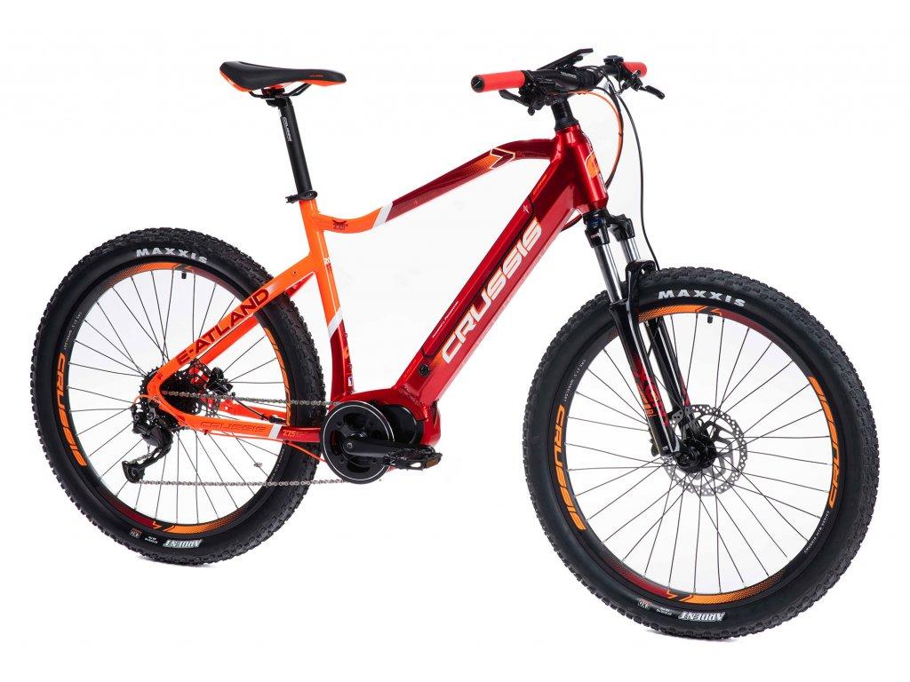 Crussis Horský elektrobicykel e-Atland 7.6 (2021)
