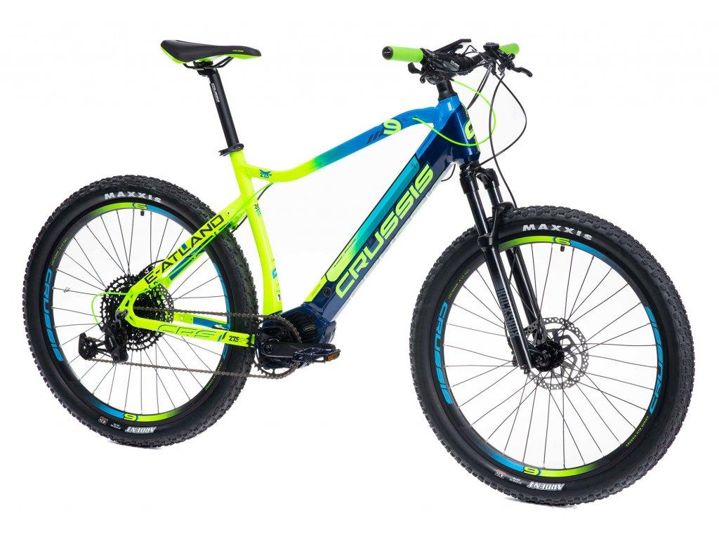 Crussis Horský elektrobicykel e-Atland 9.6-L (2021)