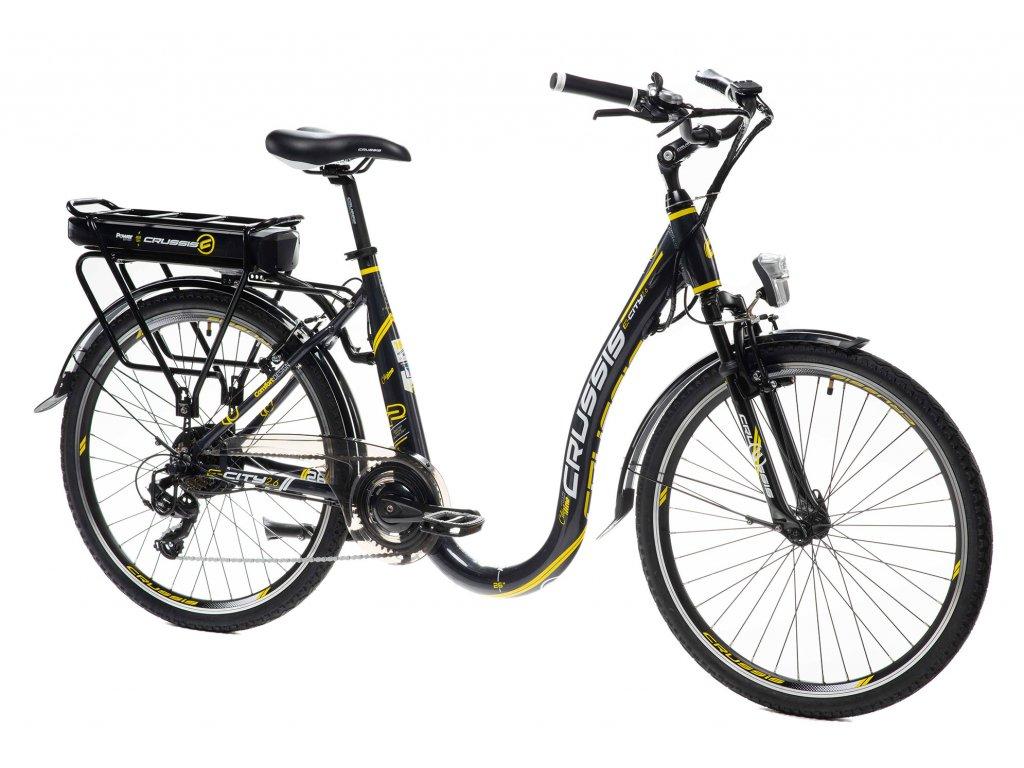 Crussis Mestský elektrobicykel s nízkym nástupom e-City 2.6 (2021)