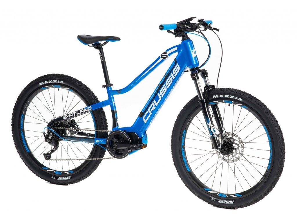 Crussis Chlapčenský junior horský elektrobicykel e-Atland 6.6 (2021)