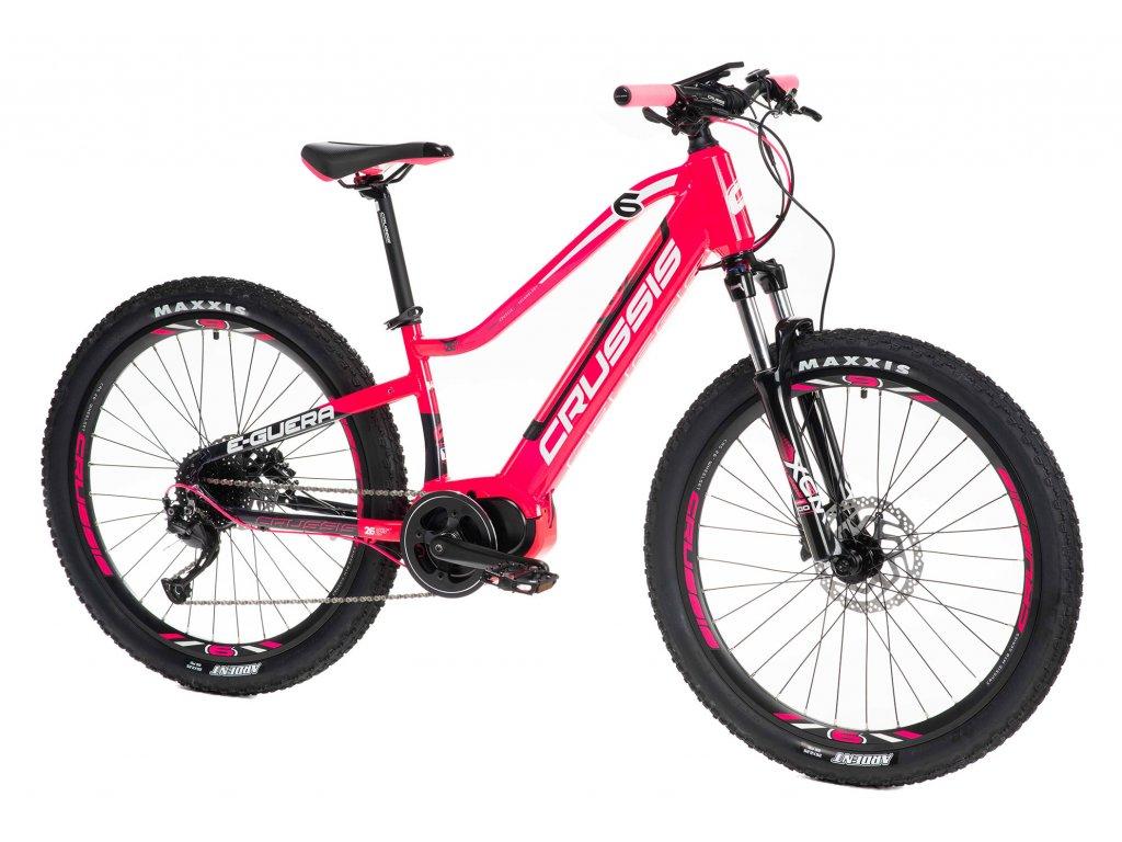 Crussis Dievčenský junior horský elektrobicykel e-Guera 6.6 (2021)