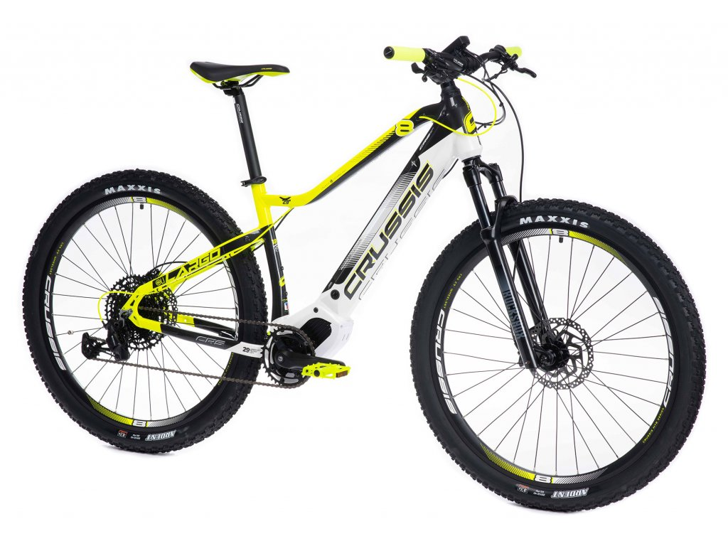 Crussis Horský elektrobicykel OLI Largo 8.6-M (2021)