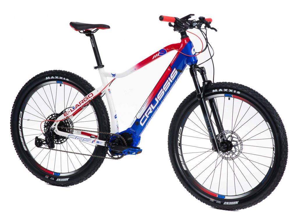"Crussis Horský elektrobicykel e-Largo 9.6-M (2021) 22""  720 Wh"
