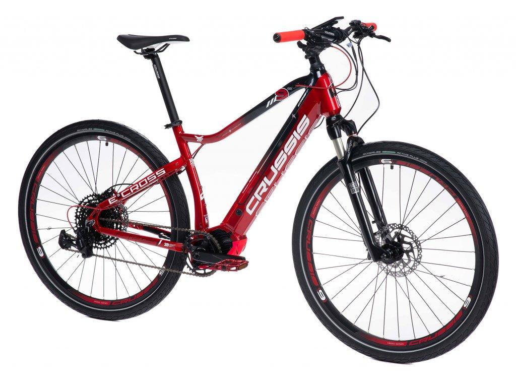 Crussis Pánsky krosový elektrobicykel e-Cross 9.6-S (2021)