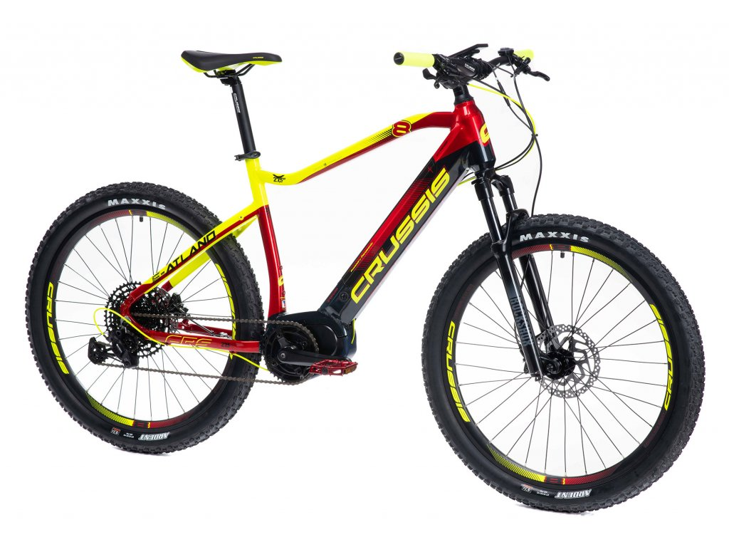 Crussis Horský elektrobicykel e-Atland 8.6-L (2021)
