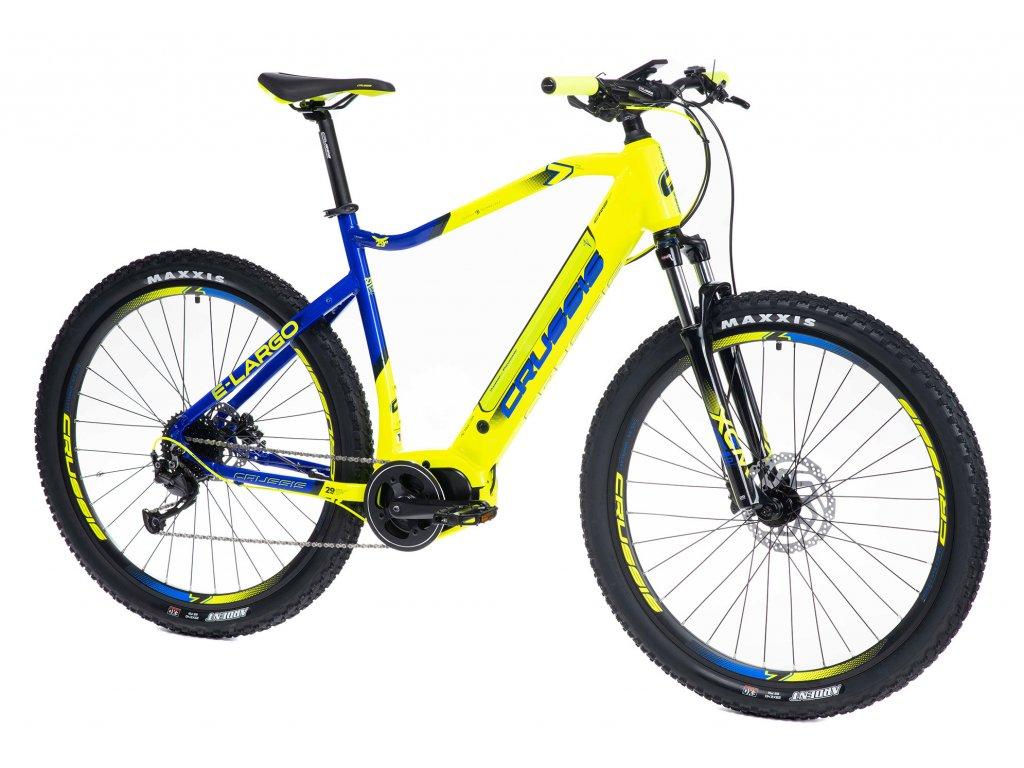 Crussis Horský elektrobicykel e-Largo 7.6 (2021)