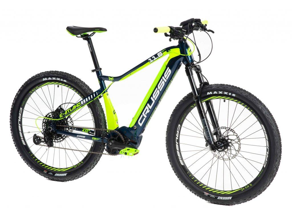 Crussis Horský elektrobicykel e-Atland 11.6 (2021)