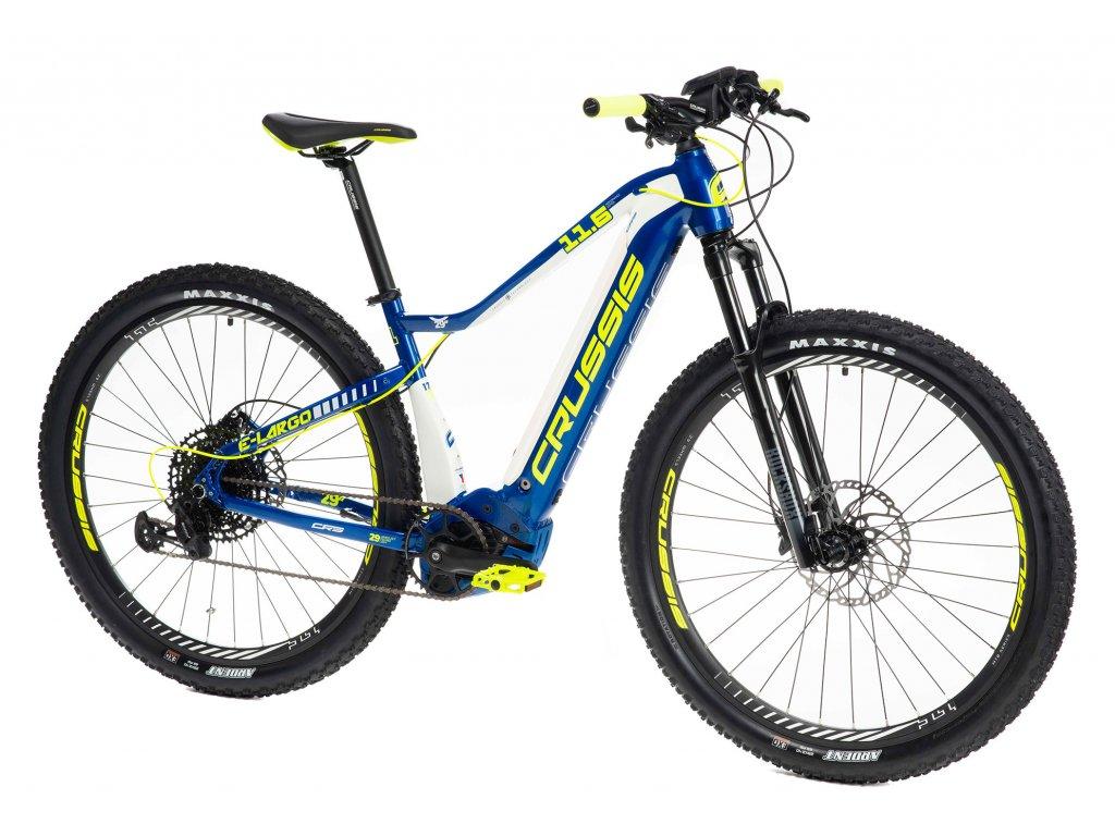 "Crussis Horský elektrobicykel e-Largo 11.6  19"" (2021)"