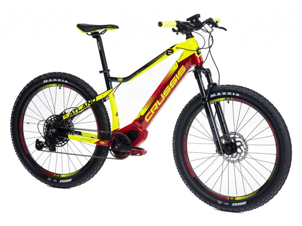 Crussis Horský elektrobicykel OLI Atland 8.6-S (2021)