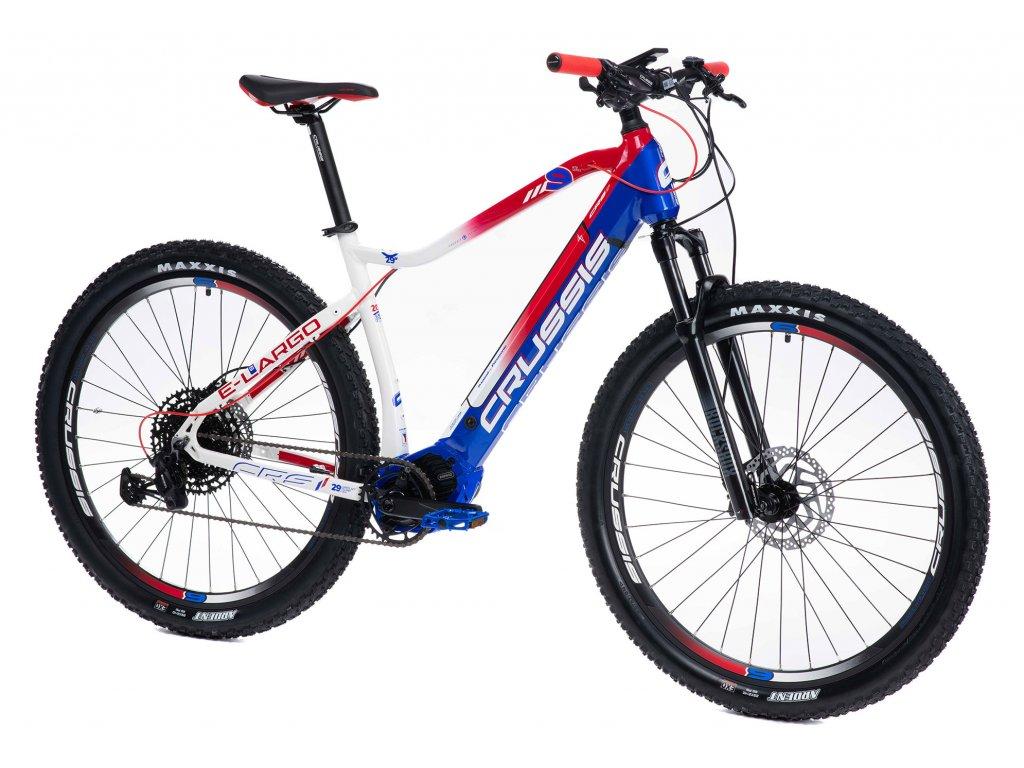"Crussis Horský elektrobicykel e-Largo 9.6-M (2021) 18"" 720 Wh"