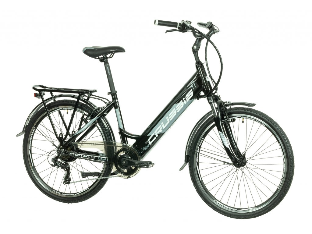 Crussis Mestský elektrobicykel e-City 1.15 (2022)