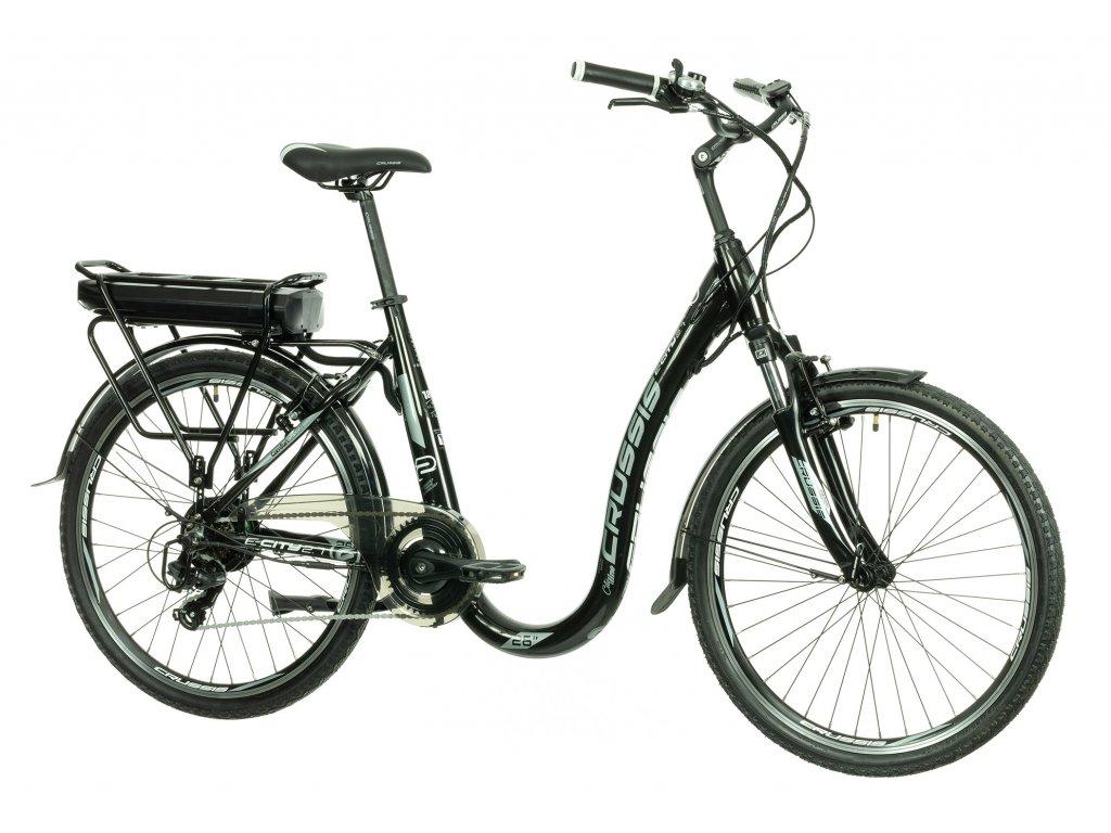Crussis Mestský elektrobicykel s nízkym nástupom e-City 2.7 (2022)