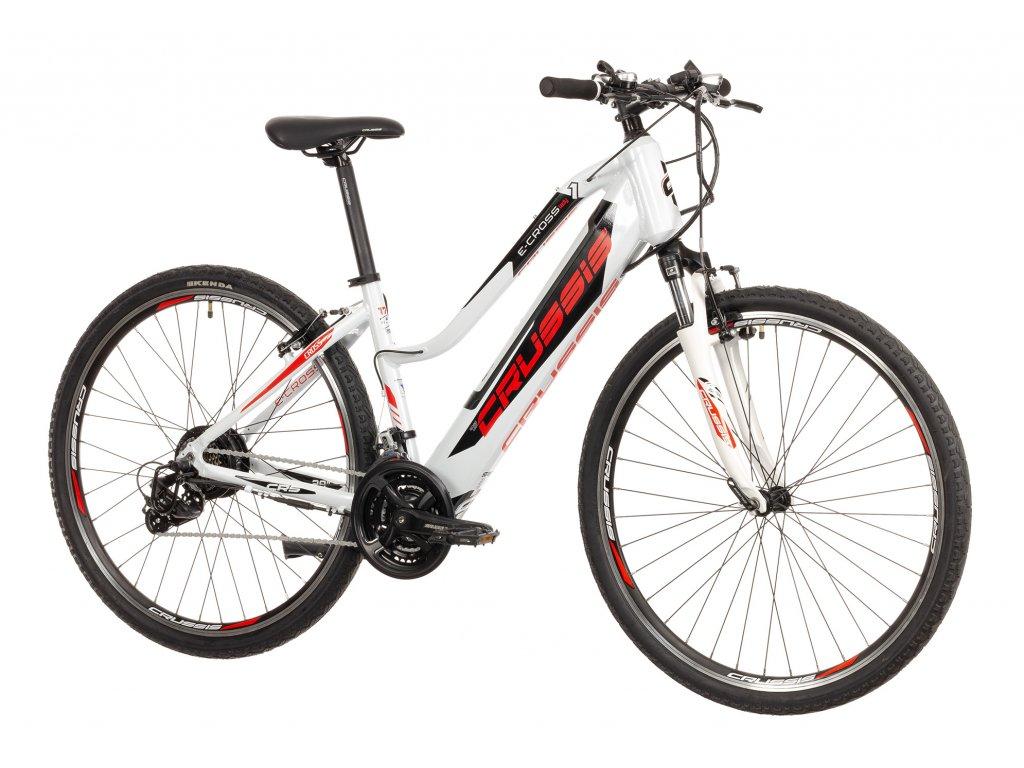 Crussis Dámsky krosový elektrobicykel e-Cross lady 1.7-S (2022)