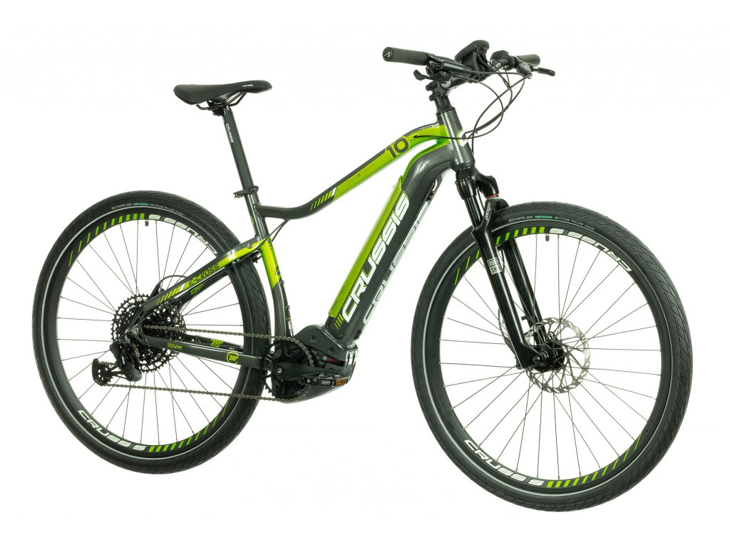 Crussis Krosové elektrobicykel e-Cross 10.7 (2022)