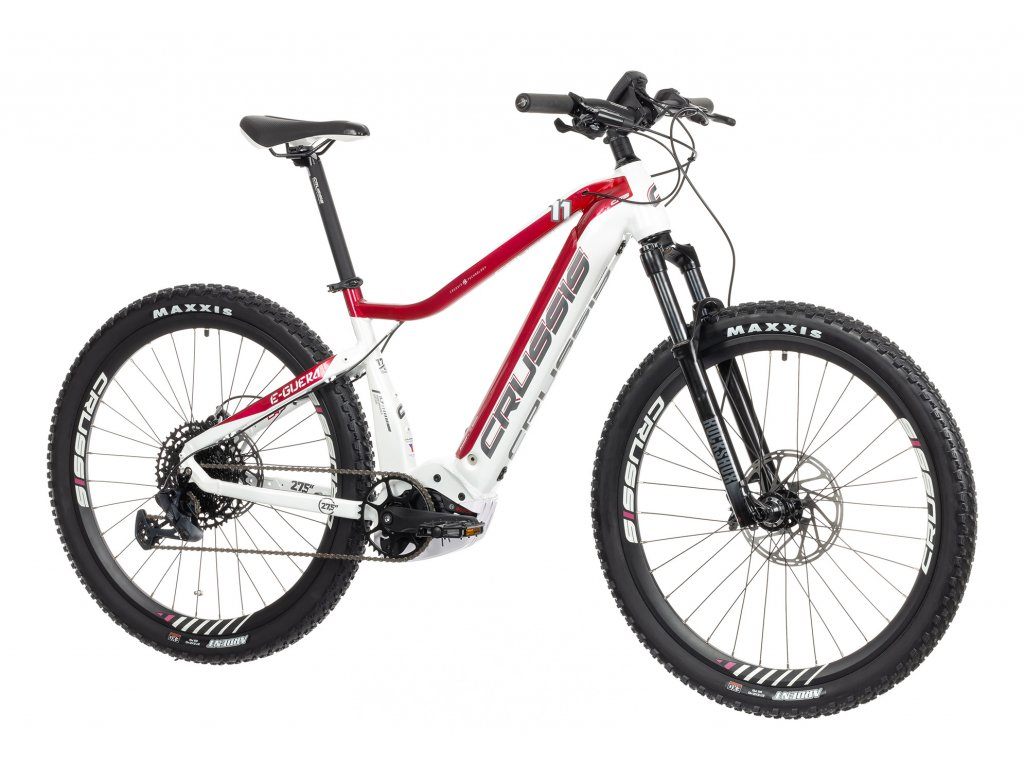 Crussis Dámsky horsky elektrobicykel e-Guera 11.7 (2022)