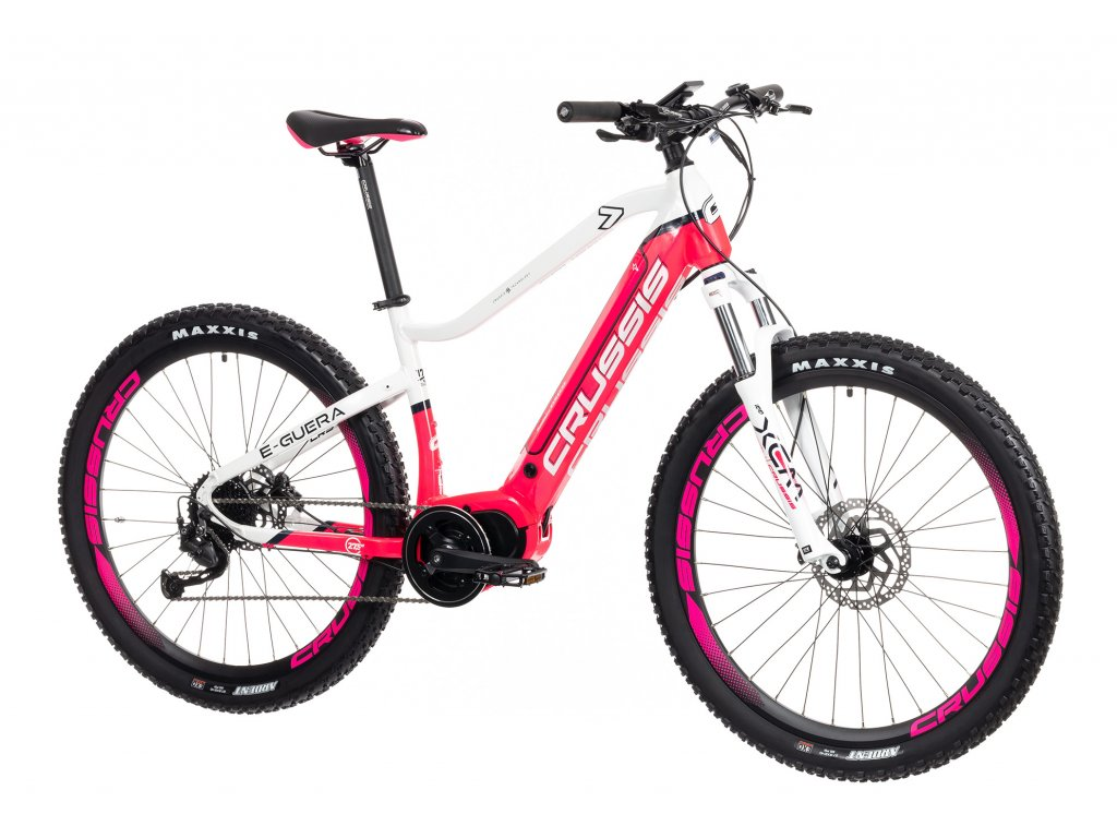 Crussis Dámsky horský elektrobicykel e-Guera 7.7-L (2022)