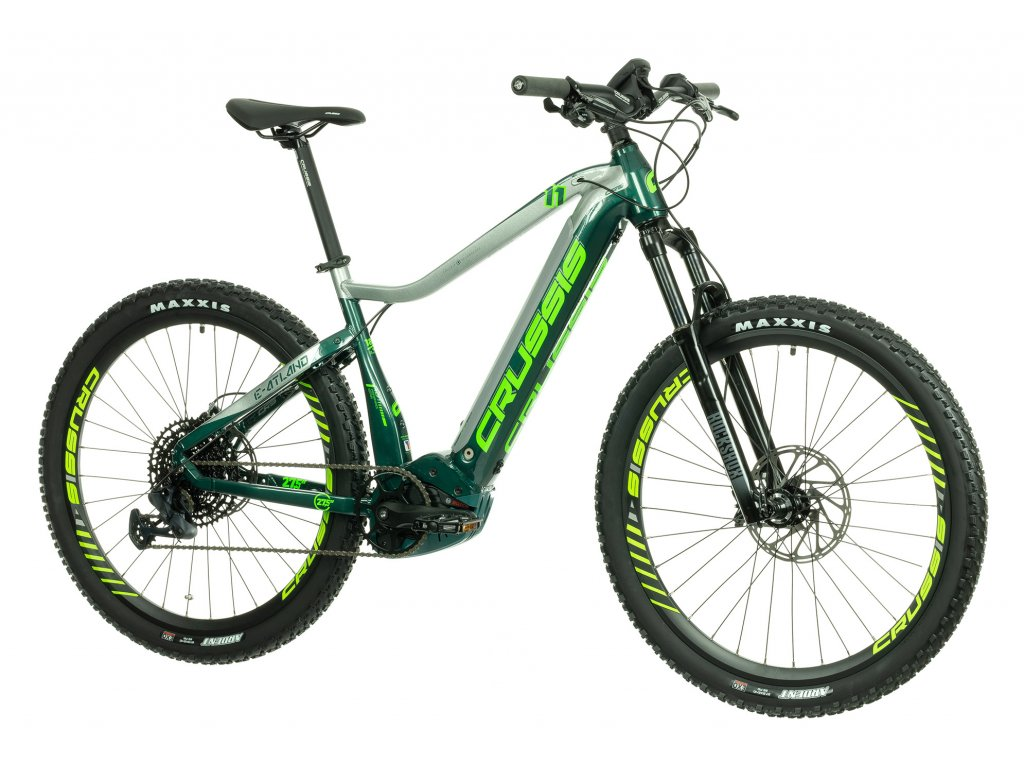 Crussis Horský elektrobicykel e-Atland 11.7 (2022)