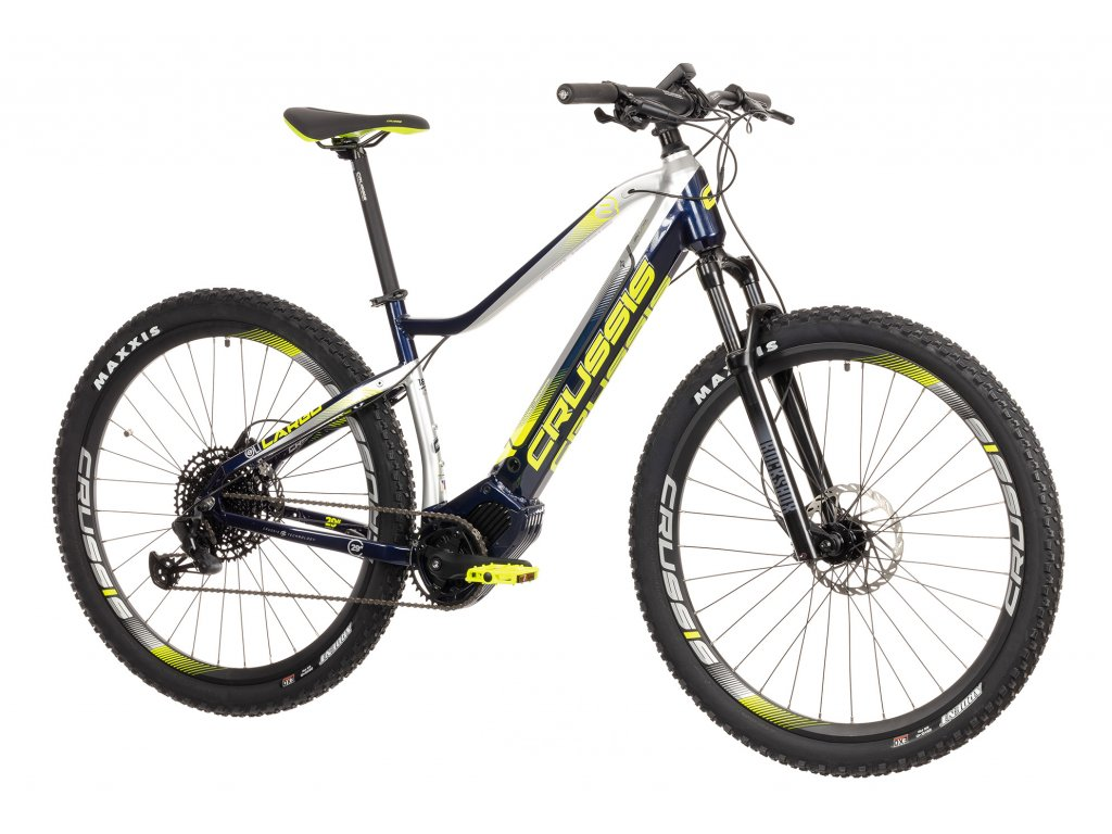 Crussis Horský elektrobicykel OLI Largo 8.7-M (2022)