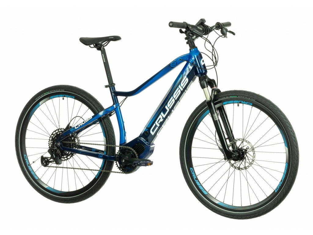 Crussis Pánsky krosový elektrobicykel OLI Cross 8.7-S (2022)