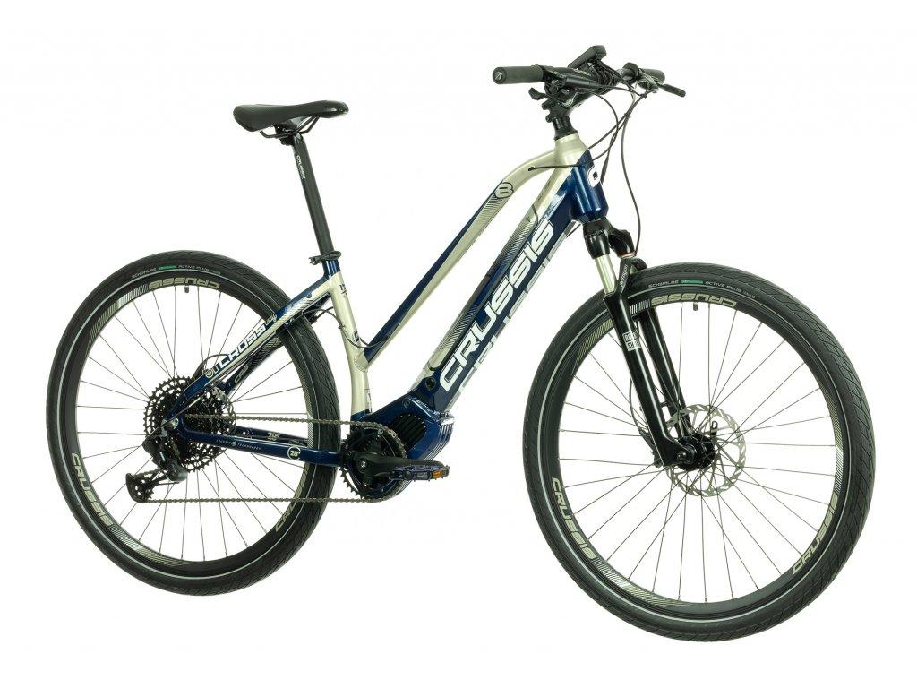 Crussis Dámsky krosovy elektrobicykel OLI Cross lady 8.7-M (2022)