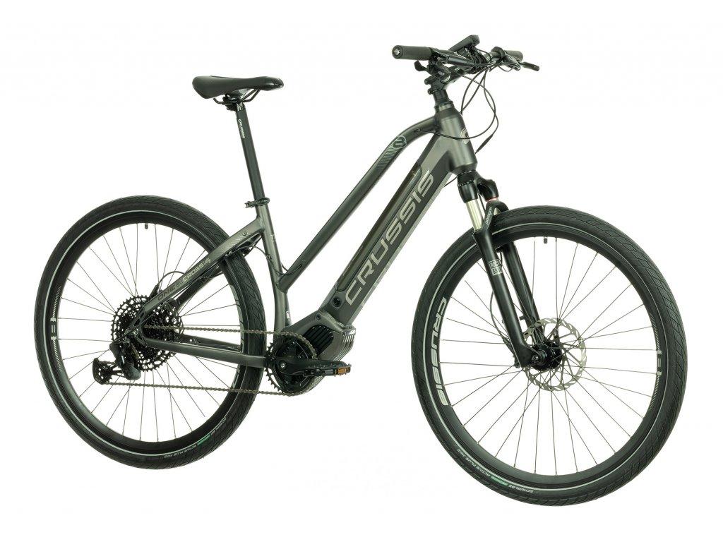Crussis Dámsky krosovy elektrobicykel ONE-OLI Cross lady 8.7-S (2022)