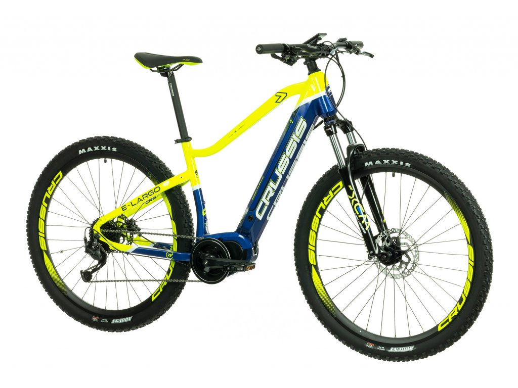 Crussis Horský elektrobicykel e-Largo 7.7 (2022)