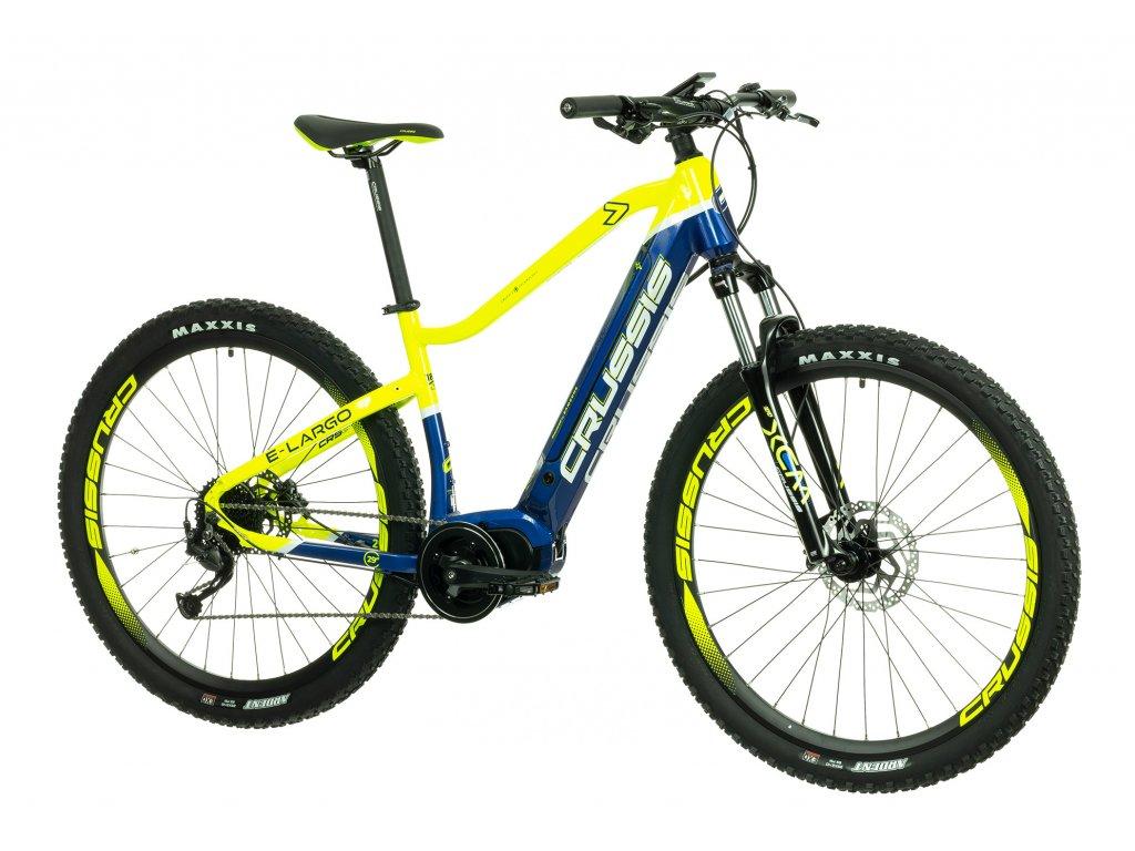 Crussis Horský elektrobicykel e-Largo 7.7-L (2022)