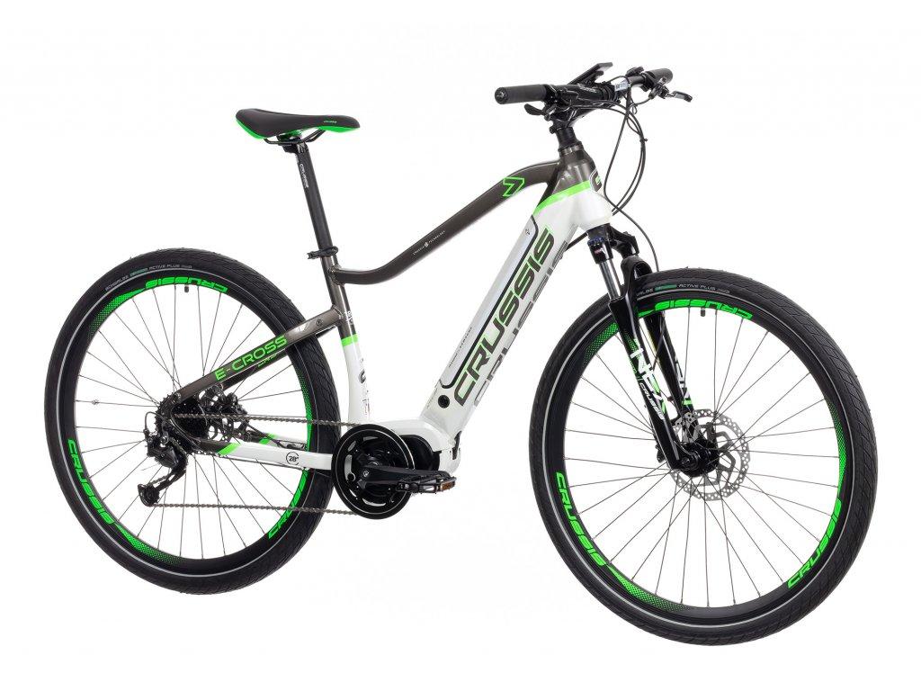 Crussis Pánsky krosový elektrobicykel e-Cross 7.7-S (2022)