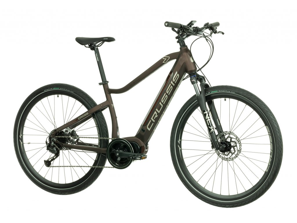 Crussis Pánsky krosový elektrobicykel ONE-Cross 7.7-S (2022)